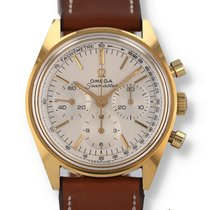 Omega Gold/Steel 35mm Manual winding 145 pre-owned United States of America, New Hampshire, Nashua