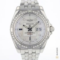 Breitling Galactic 41 Steel 41mm Mother of pearl