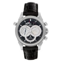 Omega De Ville Co-Axial Steel 41mm Black No numerals United States of America, Florida, Surfside