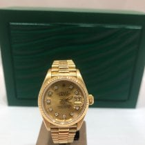 Rolex Lady-Datejust 69178 1988 occasion