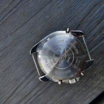 Breitling Pluton Сталь 40mm Черный Без цифр