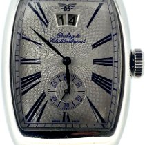 Dubey & Schaldenbrand Steel 43mm Automatic pre-owned