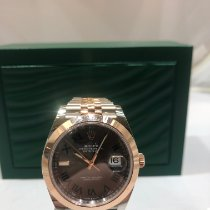 Rolex 126301 Or/Acier 2020 Datejust 41mm occasion
