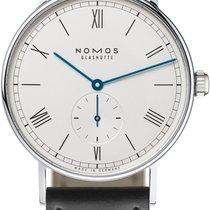 NOMOS Steel Manual winding 234 new