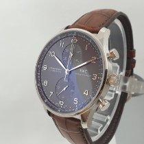 IWC Portuguese Chronograph IW371431 2012 rabljen