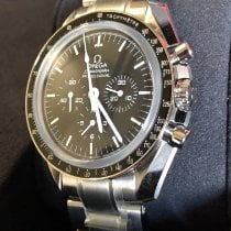 Omega new Manual winding 42mm Steel Sapphire crystal