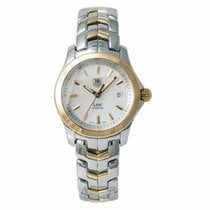 TAG Heuer Link Lady Steel 26mm White United States of America, New York, New York
