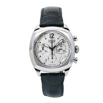 TAG Heuer Monza Steel 38mm Silver Arabic numerals United States of America, New York, New York