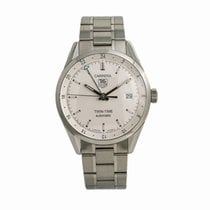 TAG Heuer Carrera Calibre 7 Steel 36mm Silver United States of America, New York, New York