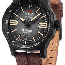 Vostok NH35A-592C554 New Steel 43mm Automatic