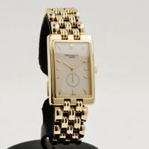 Patek Philippe Gondolo Yellow gold 25mm Champagne No numerals