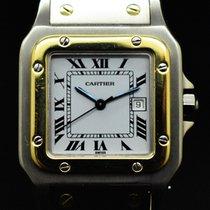 Cartier usados Automático 29mm Plata Cristal de zafiro 3 ATM