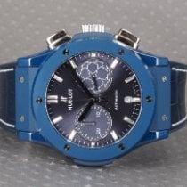 Hublot Classic Fusion Blue 521.EX.7170.LR.UCL18 Ny Keramik 45mm Automatisk Danmark, Hellerup