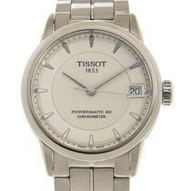 Tissot Luxury Automatic Zeljezo 33mm Bjel