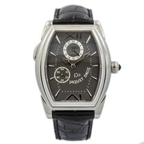 Jaquet-Droz Steel 34.5mm Manual winding pre-owned United States of America, Florida, Hallandale Beach