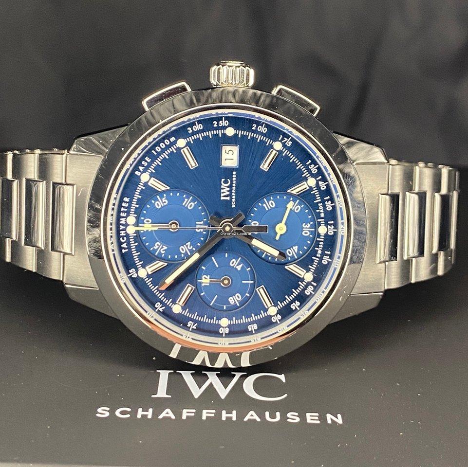 IWC Ingenieur Chronograph IW380802 2021 nuevo