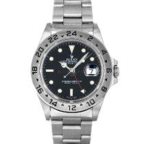 Rolex Explorer II Steel 40mm Black No numerals United States of America, Maryland, Baltimore, MD