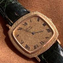 Piaget Piaget, ref. 12434, cal. 12P1, 18k gold, cabochon crown Foarte bună Aur galben 32mm Atomat România, Cluj-Napoca