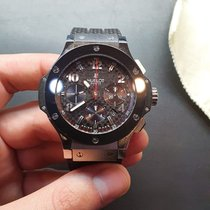 Hublot Big Bang 44 mm Steel 44mm Black Arabic numerals United Kingdom, London
