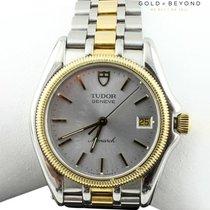 Tudor Monarch Steel 37mm Silver No numerals United States of America, Nevada, Las Vegas