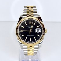 Rolex Datejust 126333 2018 pre-owned