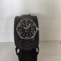 TAG Heuer Aquaracer Lady Ceramic 35mm Black No numerals