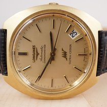 Longines Yellow gold 35mm Automatic 8356 pre-owned