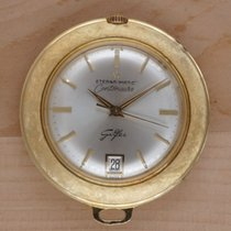 Eterna Yellow gold 40mm Automatic Matic pre-owned