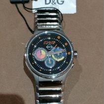 Dolce & Gabbana Steel Quartz Dolce & Gabbana  DW0209 new
