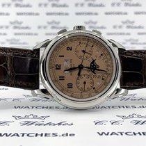 Patek Philippe Perpetual Calendar Chronograph Platinum 41mm