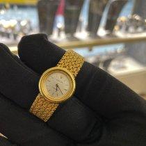 Rolex Cellini Желтое золото 19mm Cеребро Без цифр