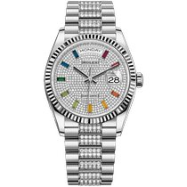 Rolex Day-Date 36 White gold 36mm Gold (solid) No numerals United Kingdom, London