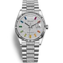 Rolex Day-Date 36 128239-0027 2020 nieuw