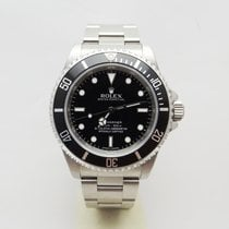 Rolex Submariner (No Date) nuovo 2012 Automatico Orologio con scatola e documenti originali 14060M