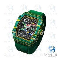 Richard Mille RM 67 Carbon 38.7mm Transparent No numerals United States of America, New York
