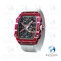 Richard Mille RM 67 Carbon 38.7mm Transparent No numerals United States of America, New York, New York