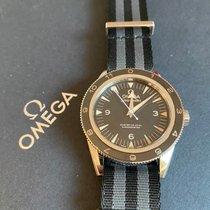 Omega Seamaster 300 Stahl 41mm Schwarz Arabisch