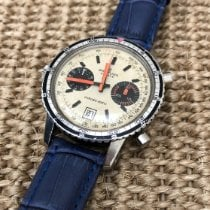 Breitling Chrono-Matic (submodel) Steel 40mm White No numerals