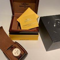 Breitling Transocean Chronograph Roségold 43mm Silber Keine Ziffern Deutschland, Gelsenkirchen
