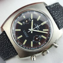 Dugena Steel 40mm Manual winding pre-owned