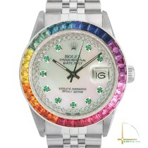 Rolex Datejust Steel 36mm Mother of pearl No numerals United States of America, California, Los Angeles