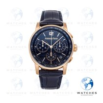 Audemars Piguet Code 11.59 Rose gold 41mm Blue United States of America, New York