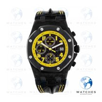 Audemars Piguet 26176FO.OO.D101CR.01 Carbon Royal Oak Offshore Chronograph pre-owned United States of America, New York, New York