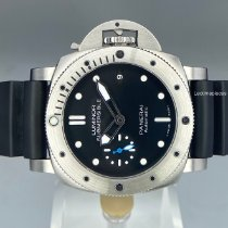 Panerai Luminor Submersible 1950 3 Days Automatic Steel 42mm Black No numerals United States of America, Kentucky, Lexington