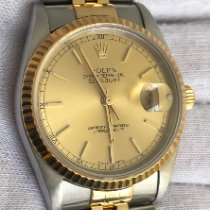 Rolex Gold/Steel 36mm Automatic 16233 pre-owned United States of America, Florida, Pembroke Pines