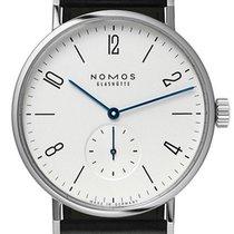 NOMOS Tangomat Steel 38,3mm White Arabic numerals