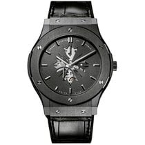 Hublot Classic Fusion Ultra-Thin pre-owned Fold clasp