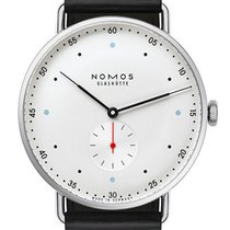 NOMOS Metro 38 new 2020 Manual winding Watch with original box and original papers 1109