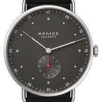 NOMOS Steel 38,5mm Manual winding 1112 new