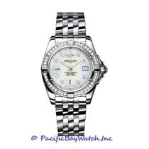 Breitling Galactic 32 A71356LA/A708-SS pre-owned